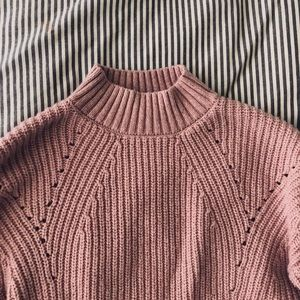 GAP Mock Turtleneck Sweater